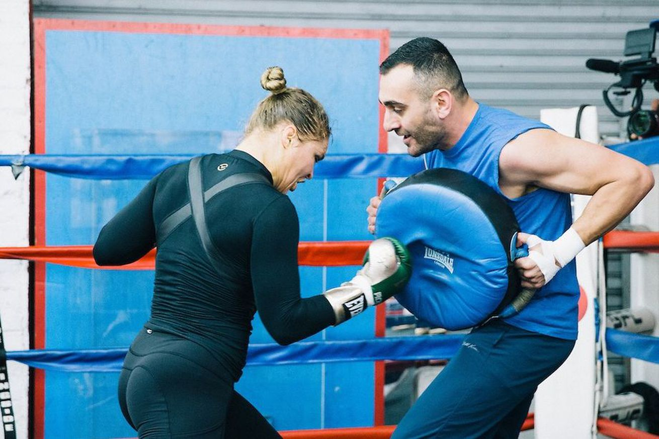 community news, Firas Zahabi: Don't blame Edmond Tarverdyan, but other trainers could be better for Ronda Rousey