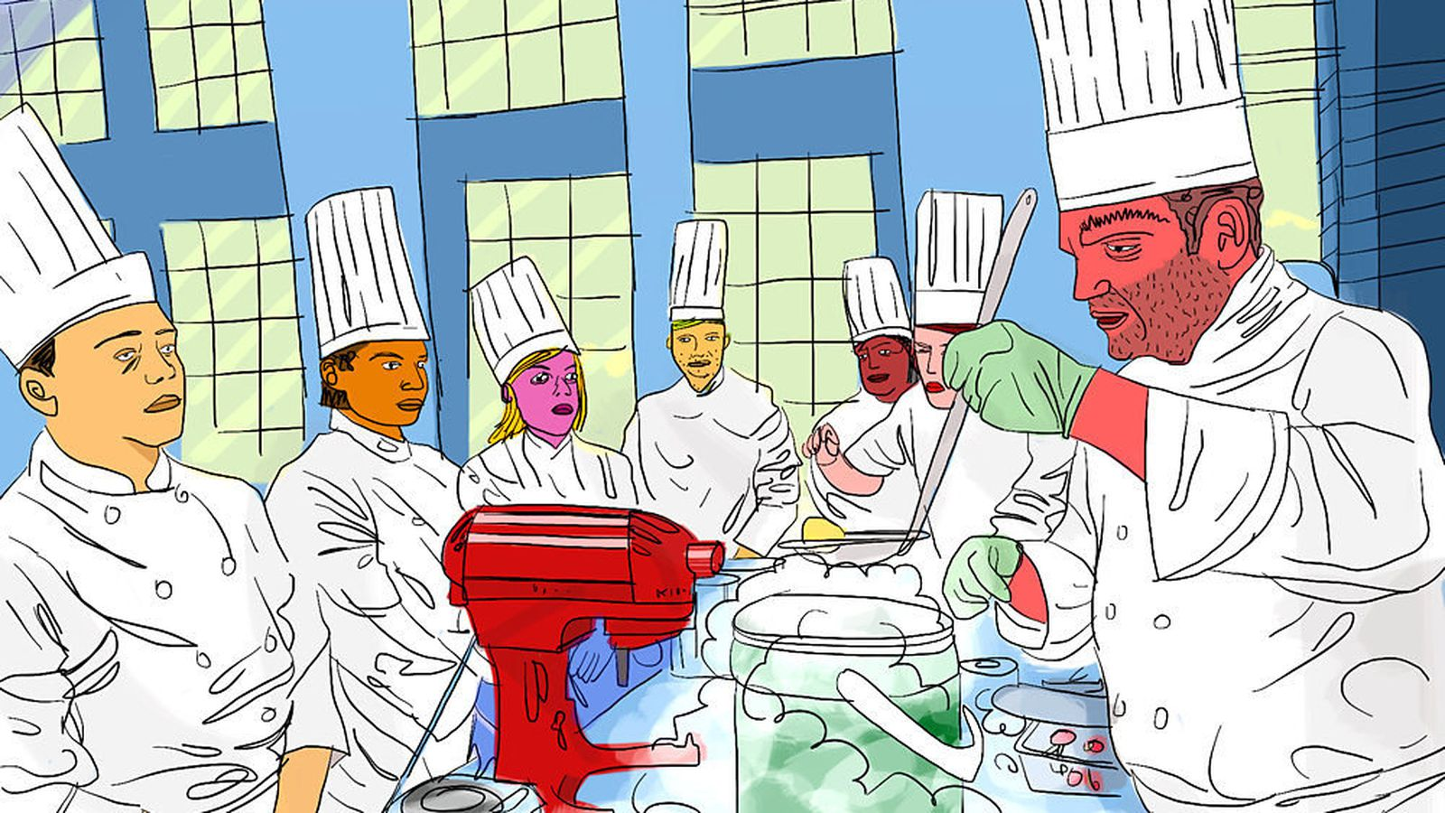 culinary school the pros and cons of culinary education