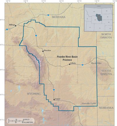 powder river basin