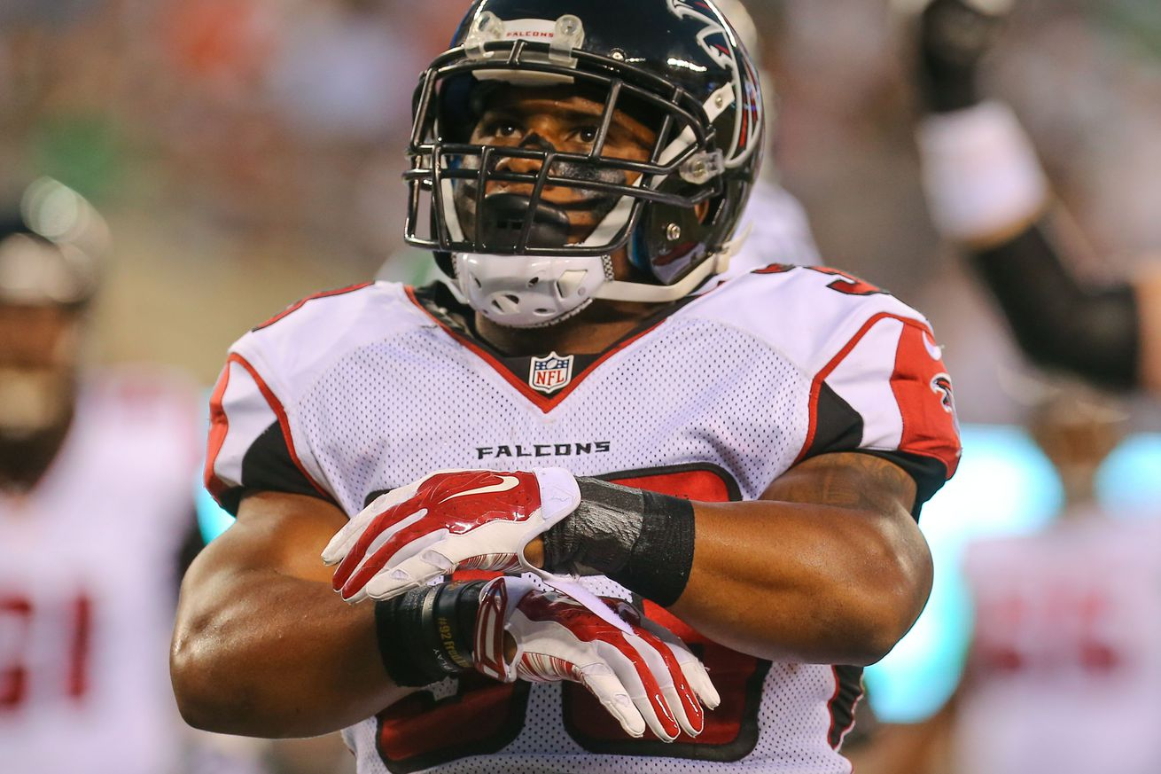 NFL Jerseys Official - Falcons 2016 roster review: running back and full back - The ...