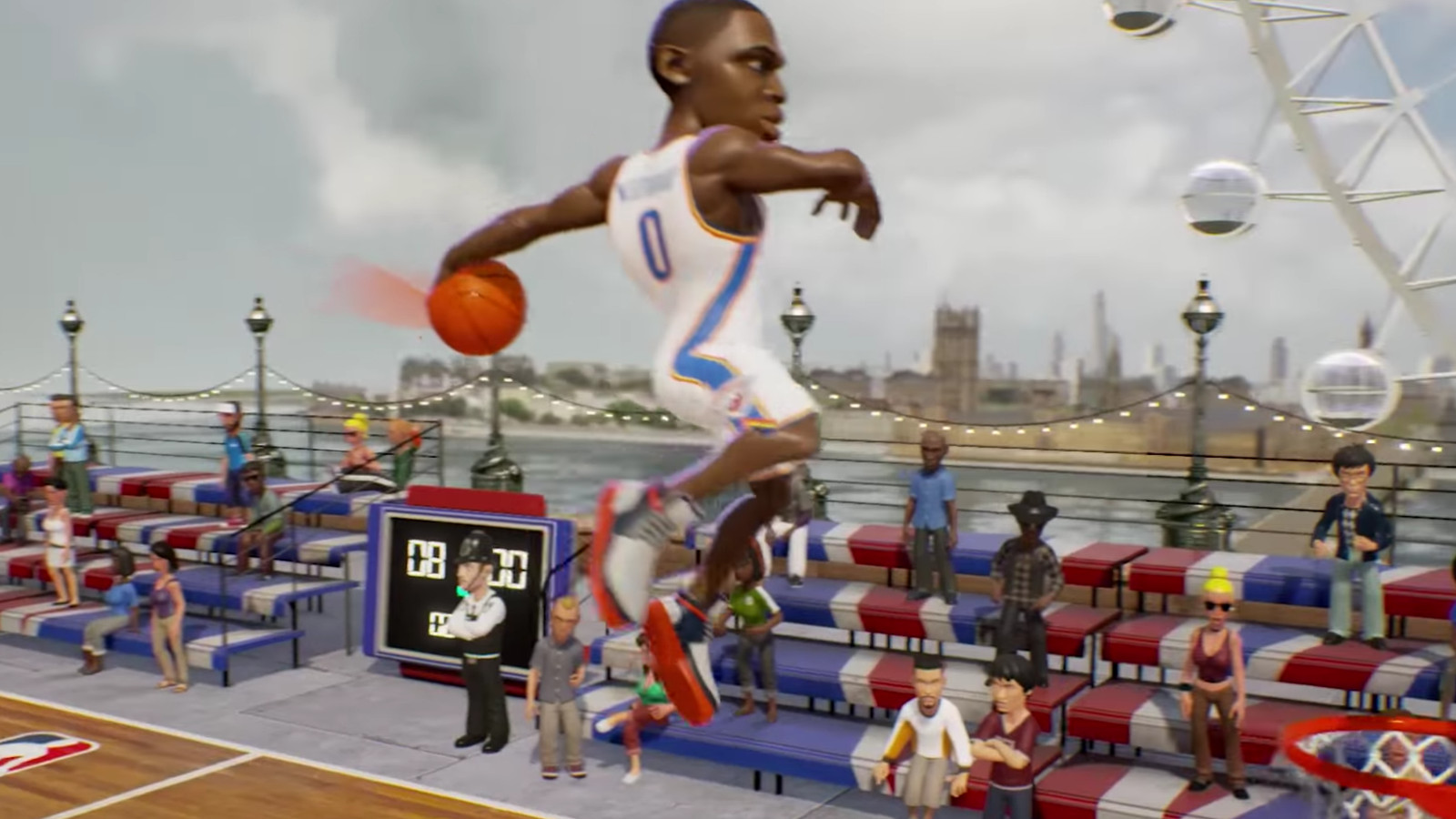 how to play multiplayer on nba jam