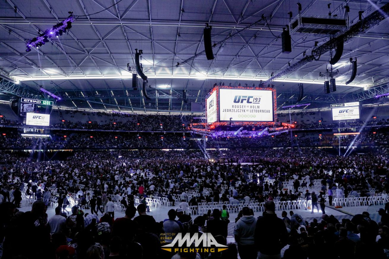 UFC announces 'Summer Kickoff' press conference for Dallas