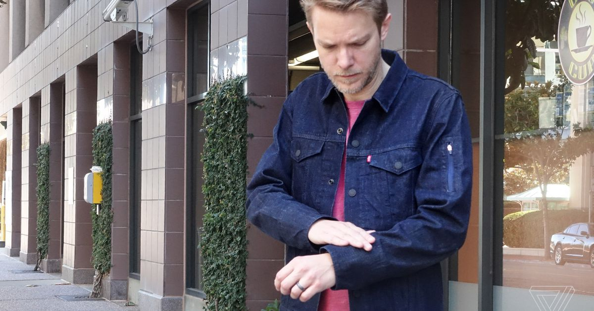 This Levi?s jacket with a smart sleeve is finally going on sale for $350