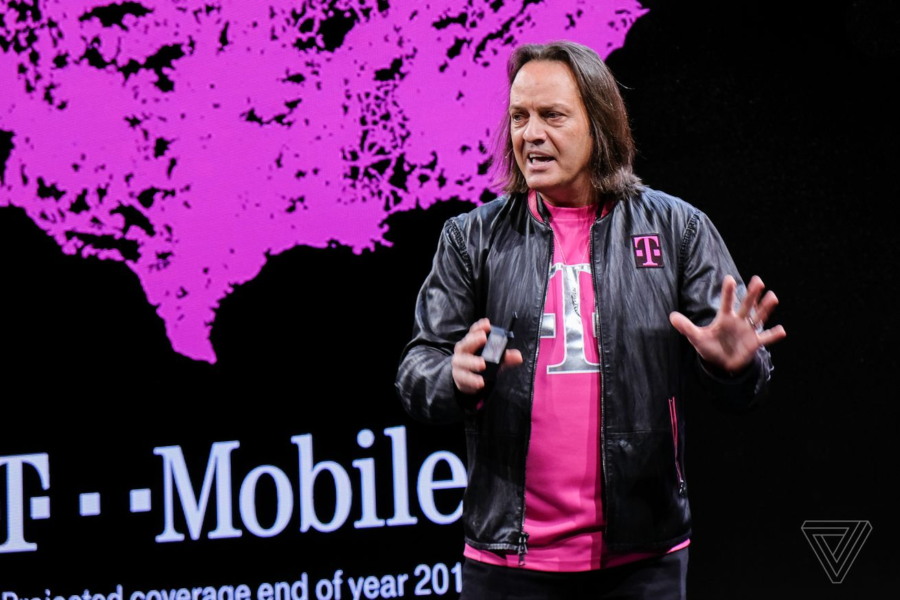 T-Mobile just spent nearly $8 billion to finally put its network on par with Verizon and AT&T