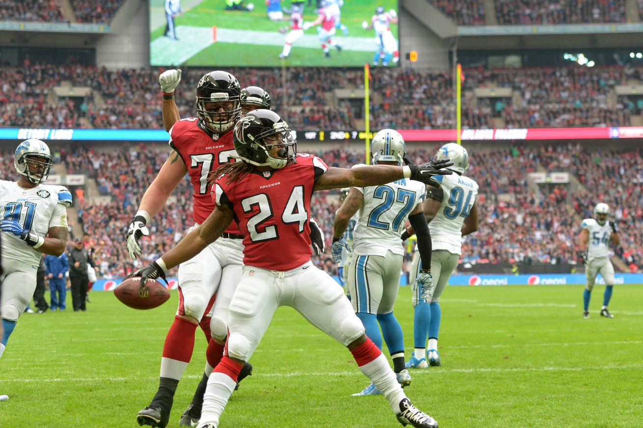 Nike NFL Jerseys - What Atlanta Falcons are poised for a breakout season in 2015 ...