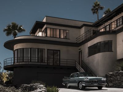 Midcentury by moonlight: Photographer?s book showcases modern Palm Springs homes