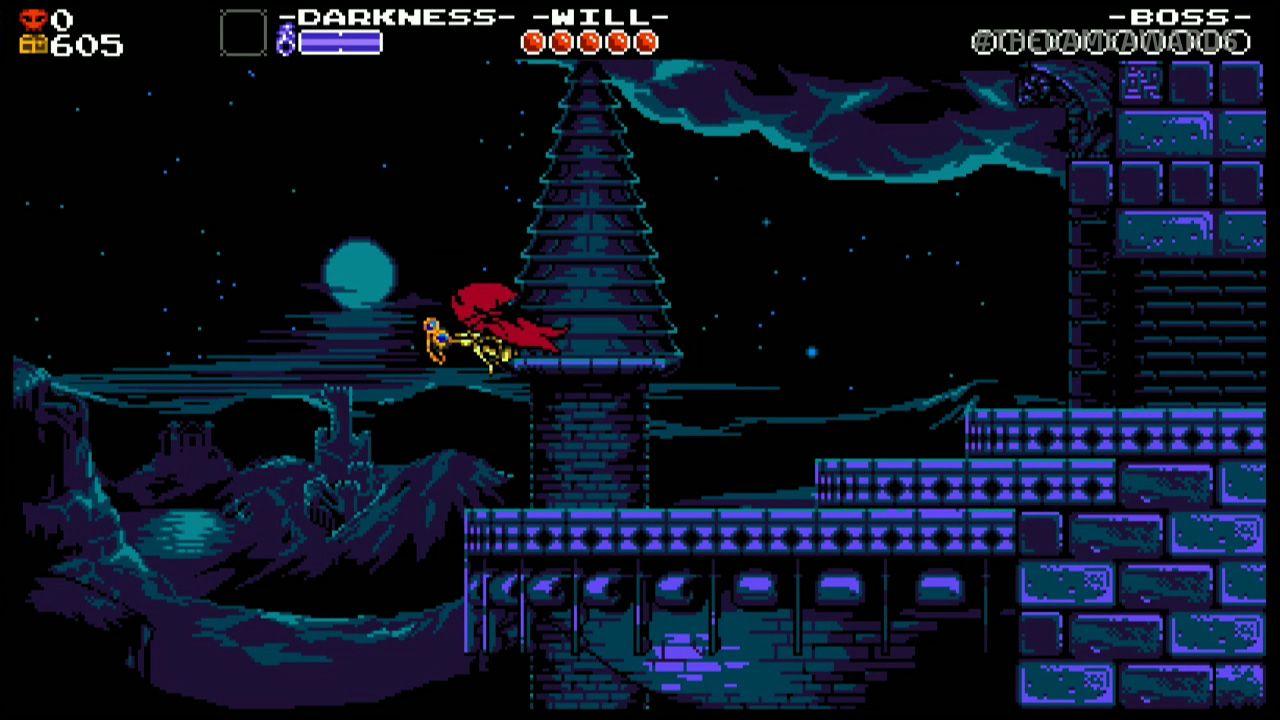 Shovel Knight: Specter of Torment screencap