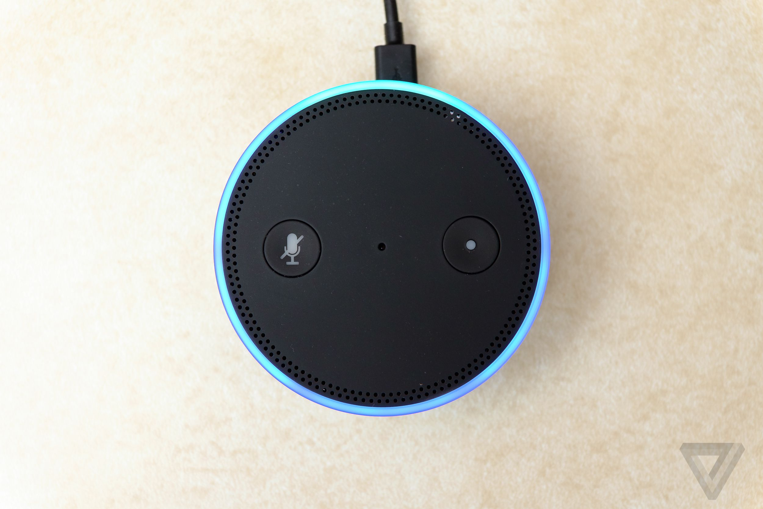 Amazon Echo Dot Review Here Comes The Alexa Army The Verge