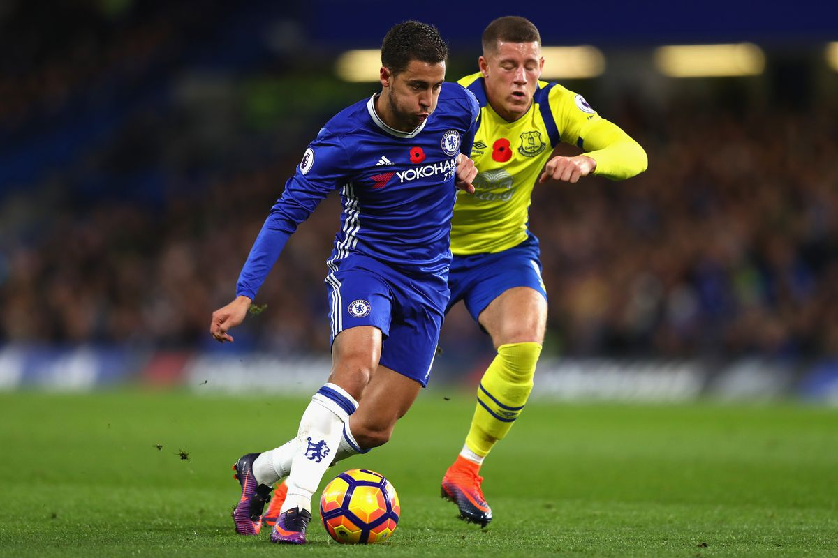 Chelsea vs. Everton, Premier League: Half-time report - We ...