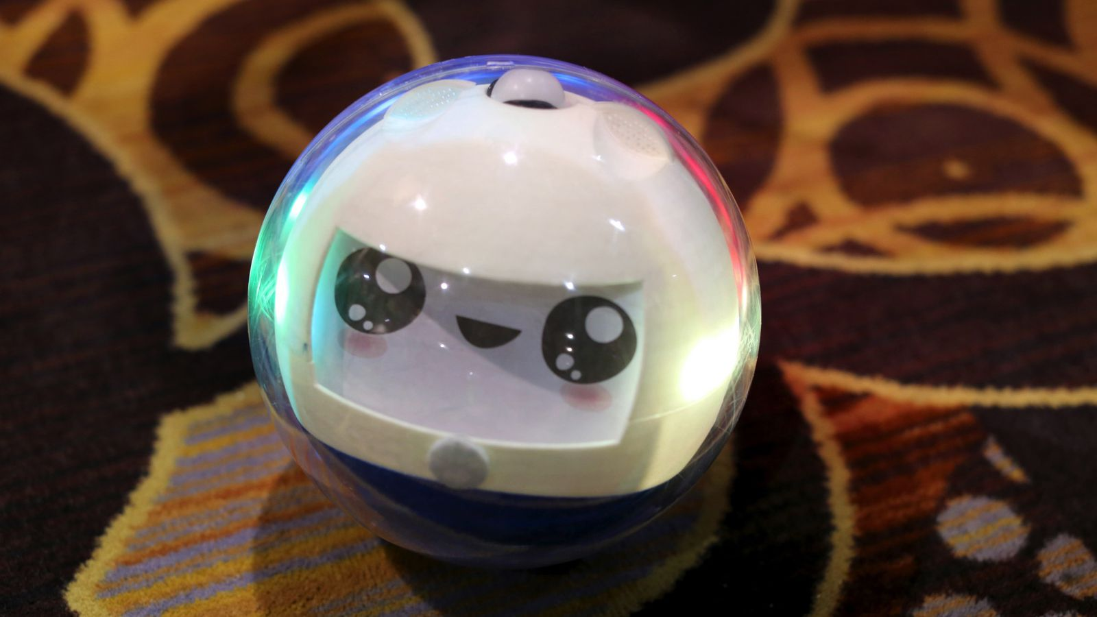 Best Smart Toys For Kids Reviewed : The leka smart toy is a robot for children with