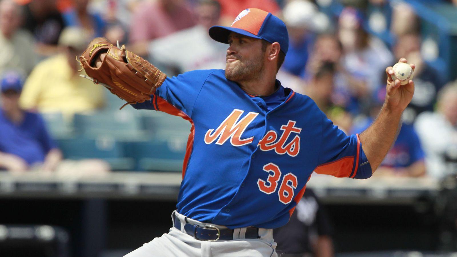 2015 Mets Season Preview: Sean Gilmartin