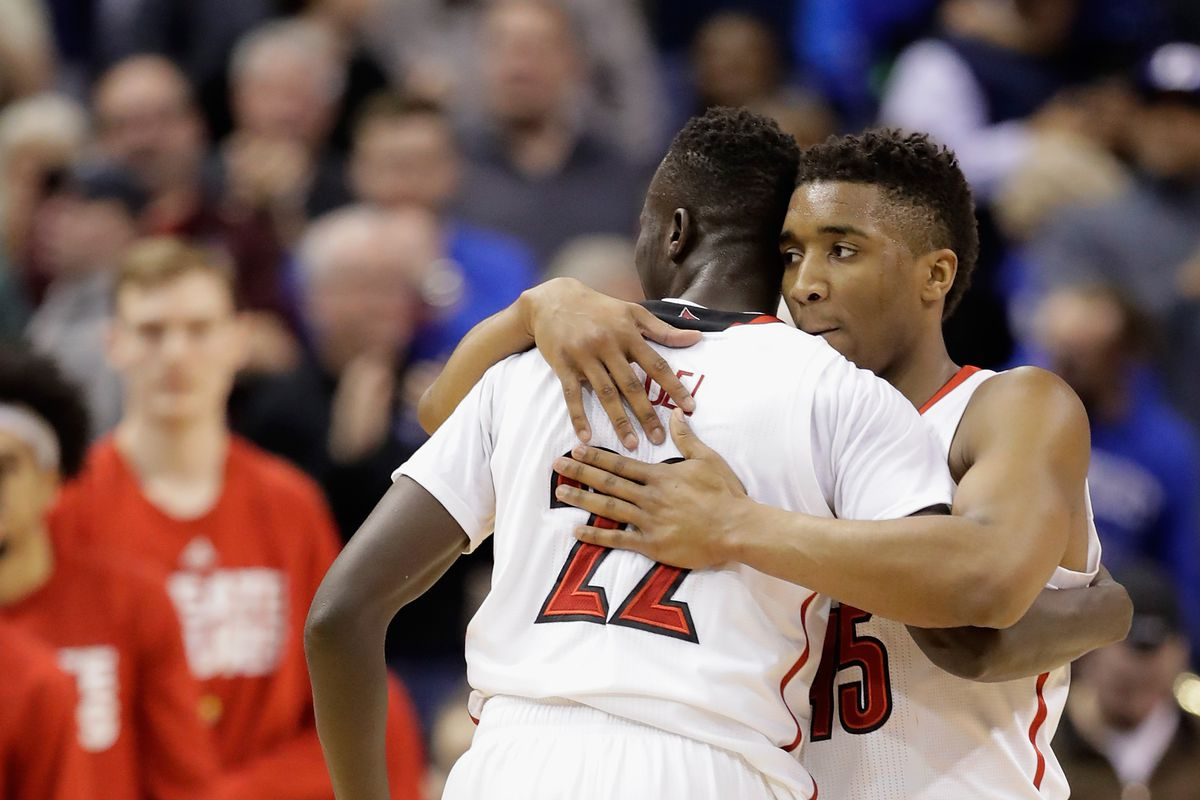 UofL's Donovan Mitchell declares for draft, won't hire agent