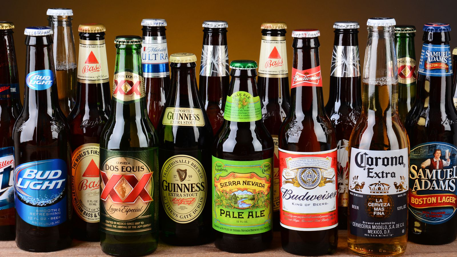90 Percent Of American Beers Are Made By Just 11 Different