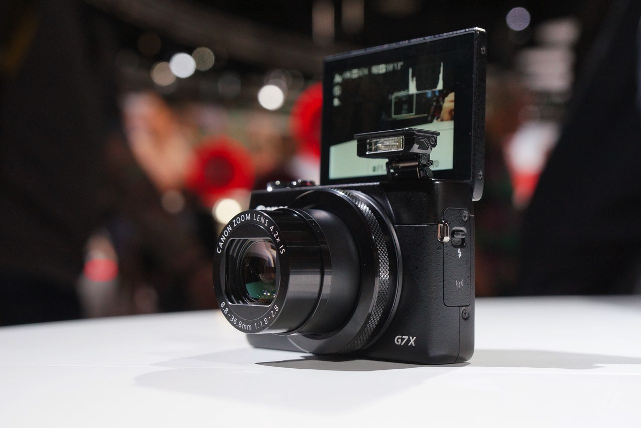 Canon S G7x Is Yet Another Great Compact Camera Option