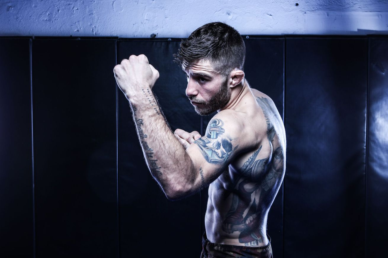 community news, Combate America 12's Marcelo Rojo talks Latin MMA, aggressive style ahead of Tijuana main event