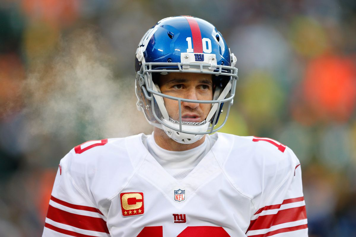 Ben McAdoo: It's not Eli Manning's job to develop QBs