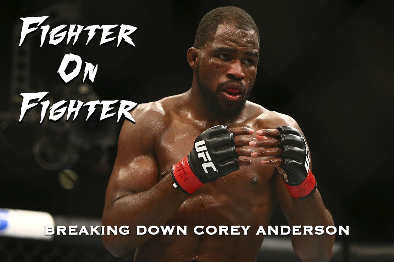 community news, Fighter on Fighter: Breaking down UFC Fight Night 107's Corey Anderson