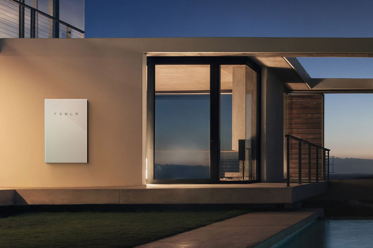 Tesla Inc (NASDAQ:TSLA) Mobile App to Control Your Powerwall