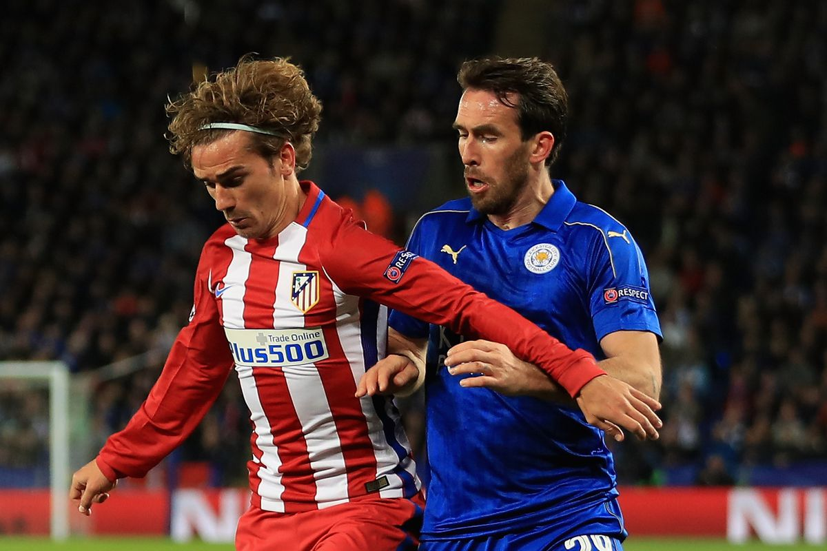 Leicester are underdogs against Atletico, says Fuchs