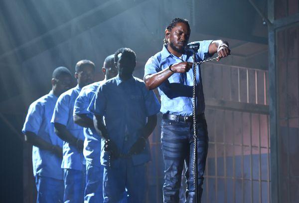 Kendrick have a dream.