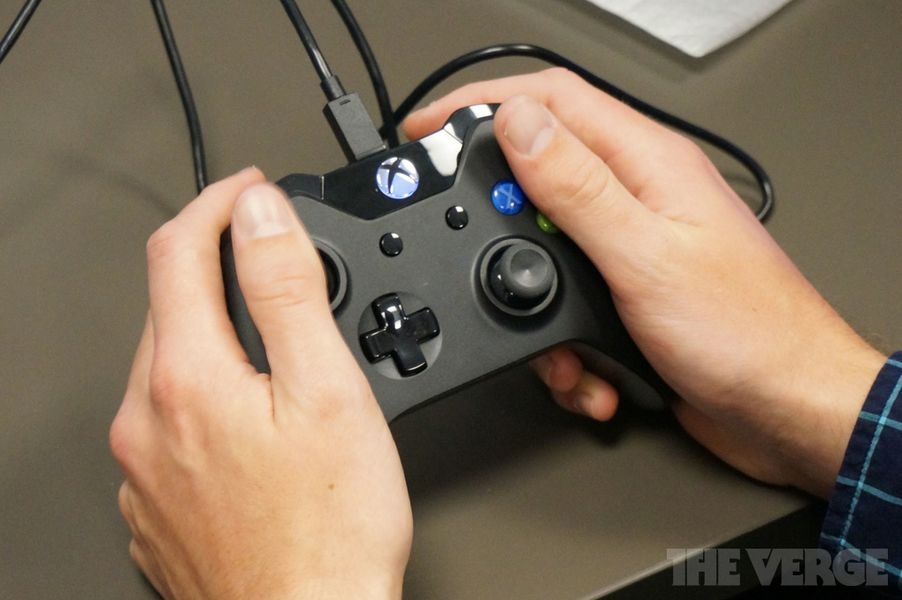 Hands-on with th...Xbox 1020