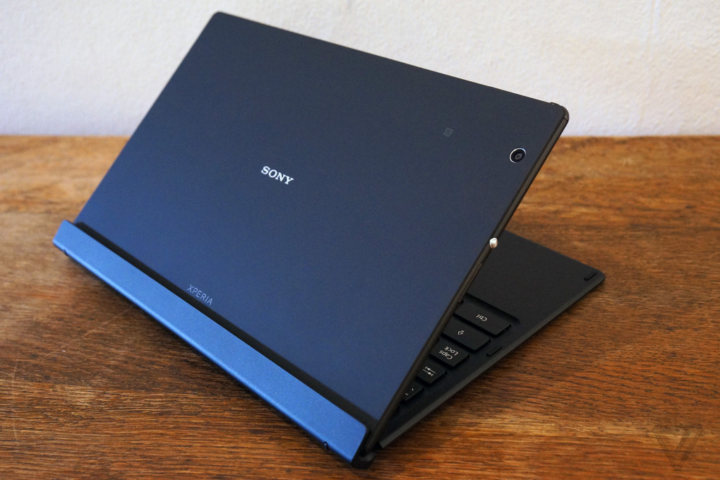 Sony Xperia Z4 Tablet review: the new netbook?