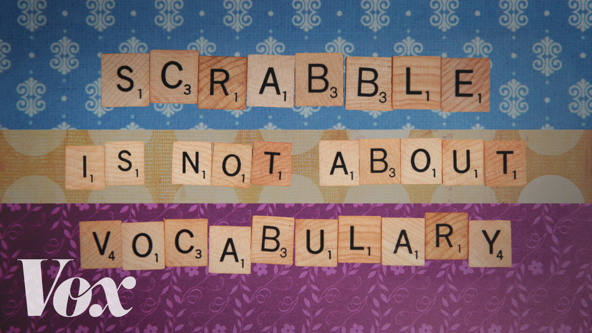 Learn these 8 Scrabble words to supercharge your game Vox