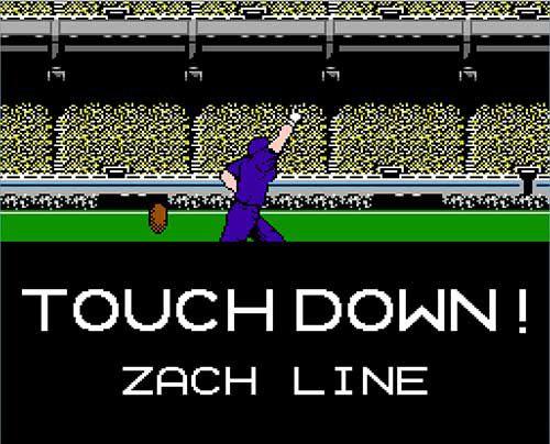 cheap Minnesota Vikings Zach Line Jerseys