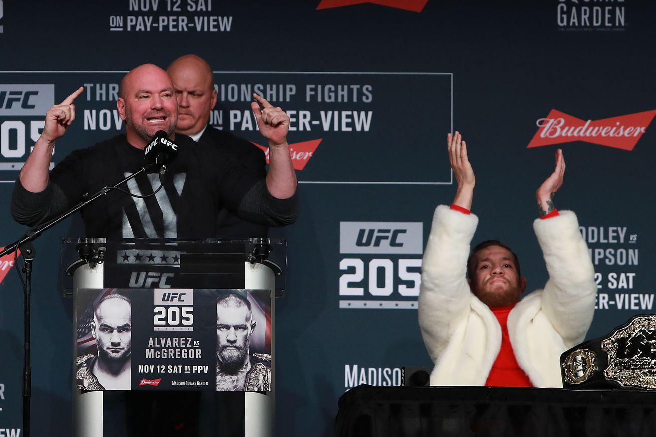 community news, Dana White: Conor McGregor vs Floyd Mayweather is going to happen