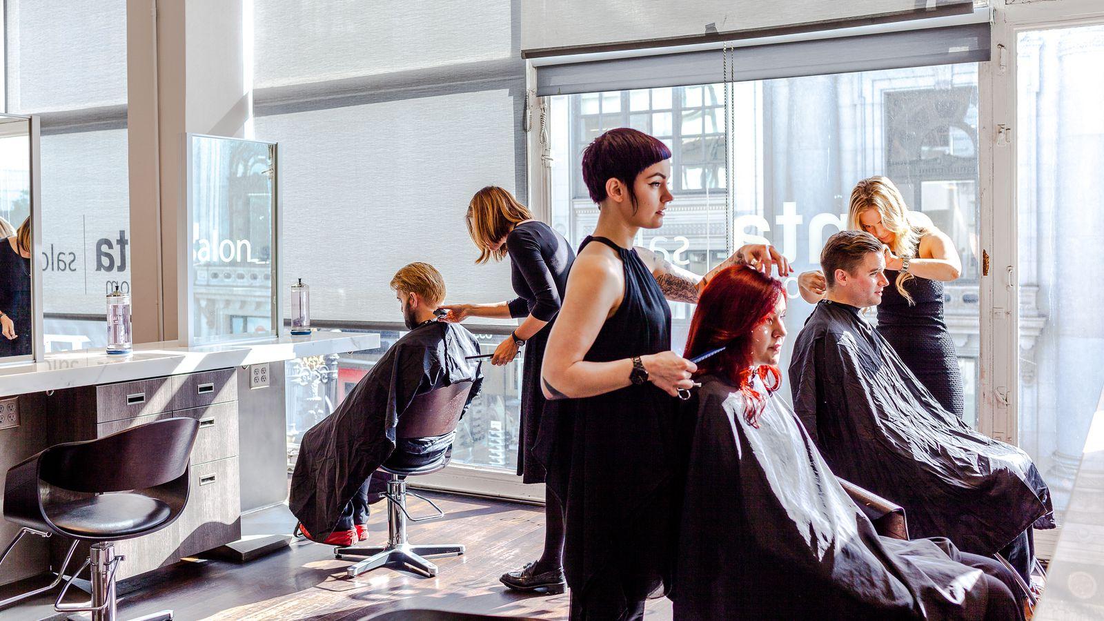 50 Influential Hairdressers: Celebrity Stylists - Modern Salon