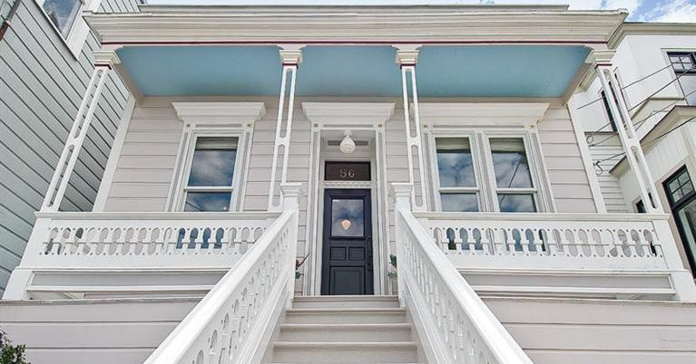 Adorable Bernal Heights Victorian With Period Details Galore Asks 1 2 Mill