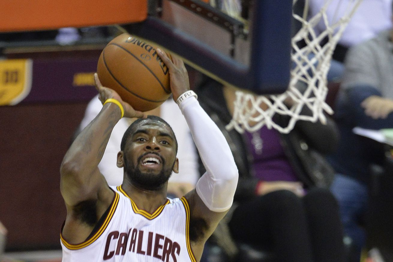Blazers vs. Cavaliers Final Score: 99-94; Kyrie Irving ...