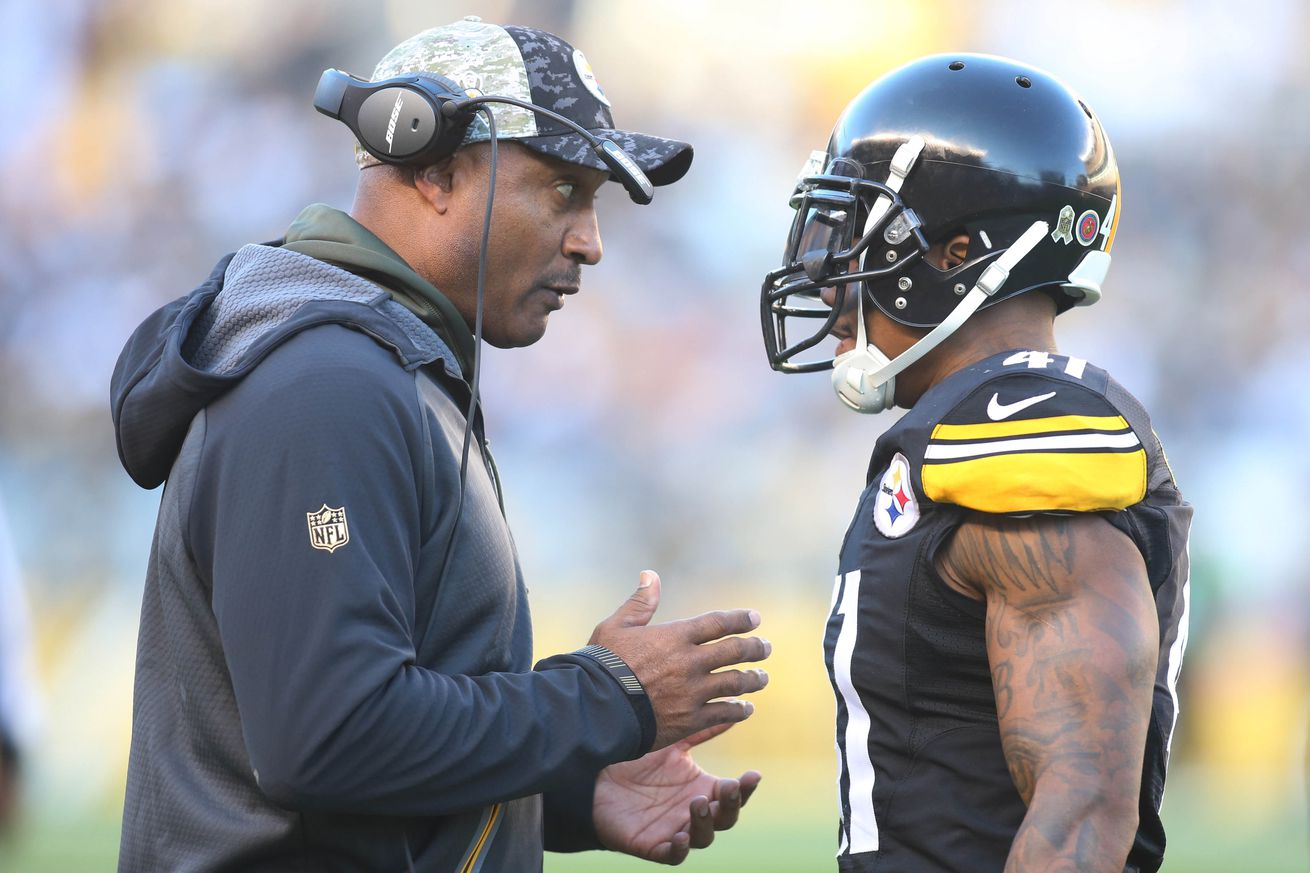 Steelers DB coach Carnell Lake sheds light on why CB Brandon ...