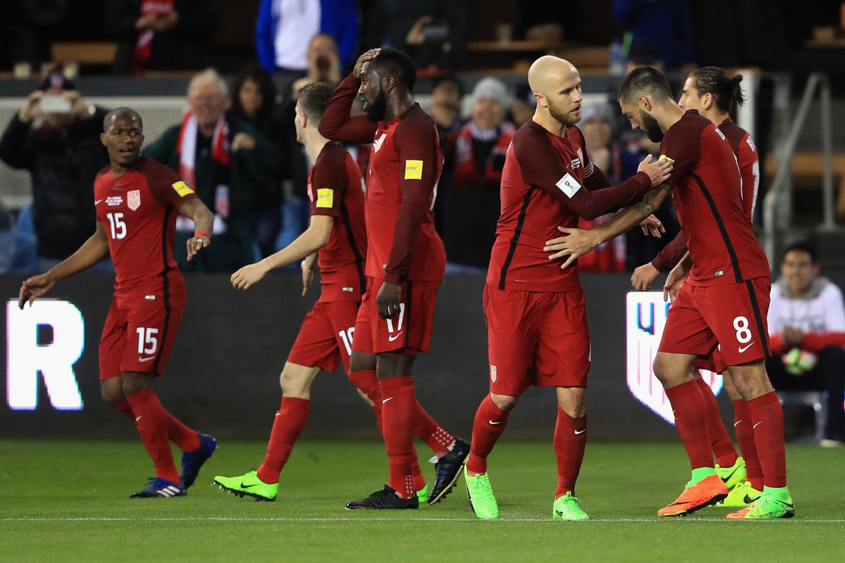 USA Soccer Team Demolishes Honduras, 6-0