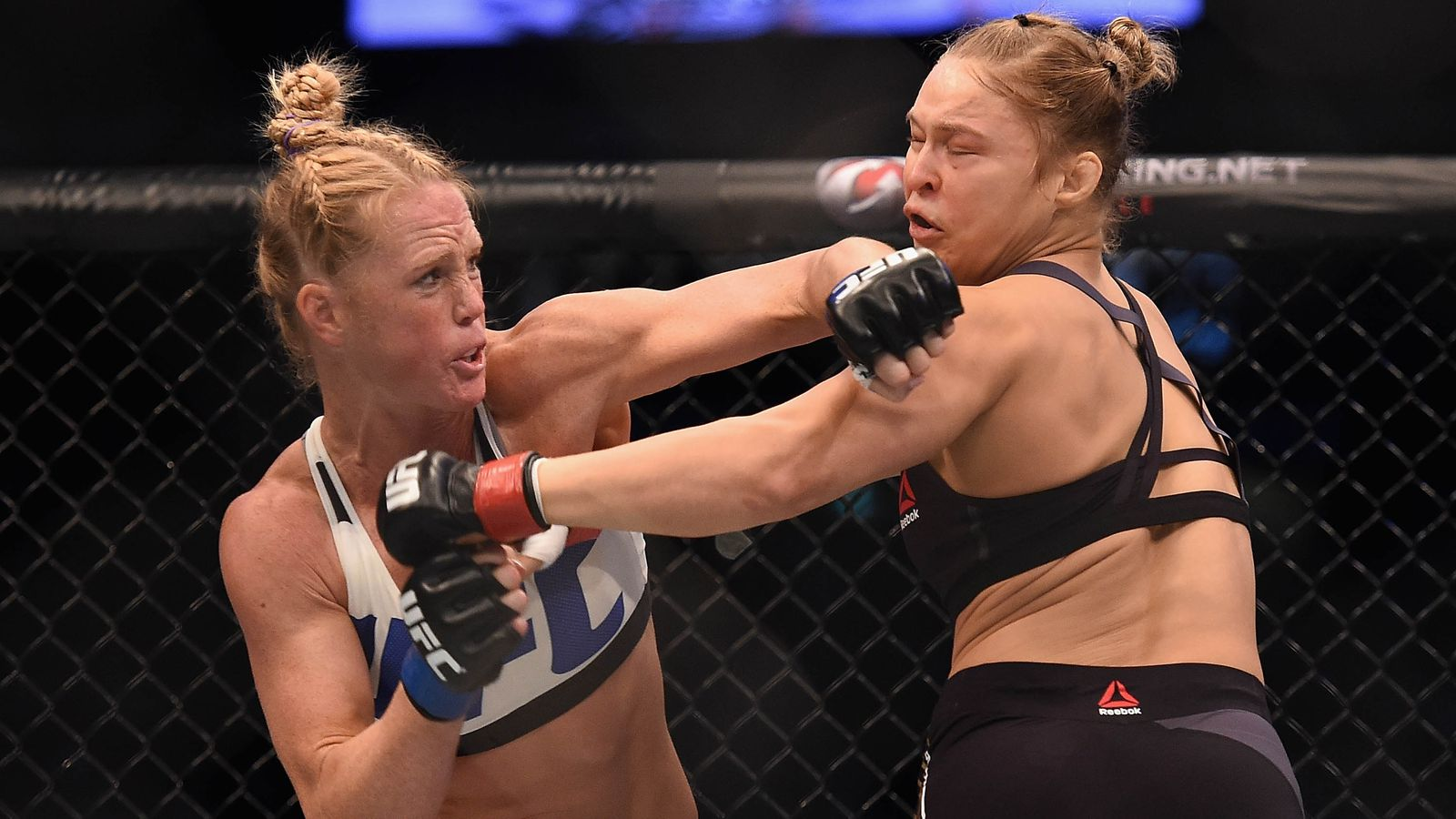 'Annoyed' Holly Holm competes for 'passion,' not UFC 'money fights' - MMAmania.com