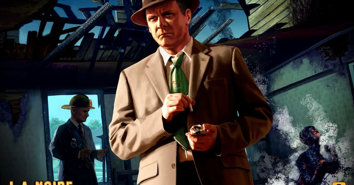 L.A. Noire's re-release reminds us of its best crimefighter