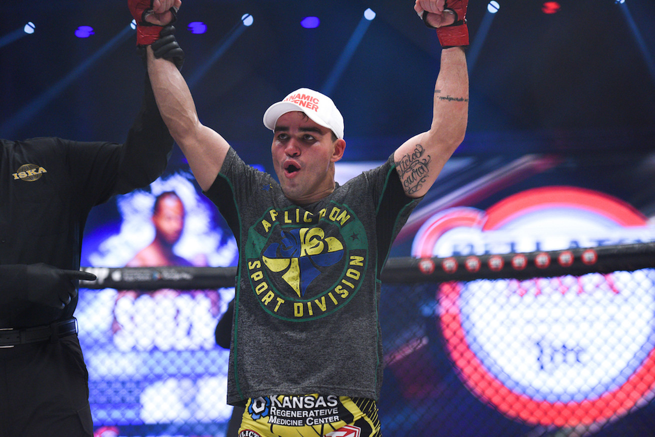 community news, Patricky Freire believes Josh Thomson can't take a punch anymore