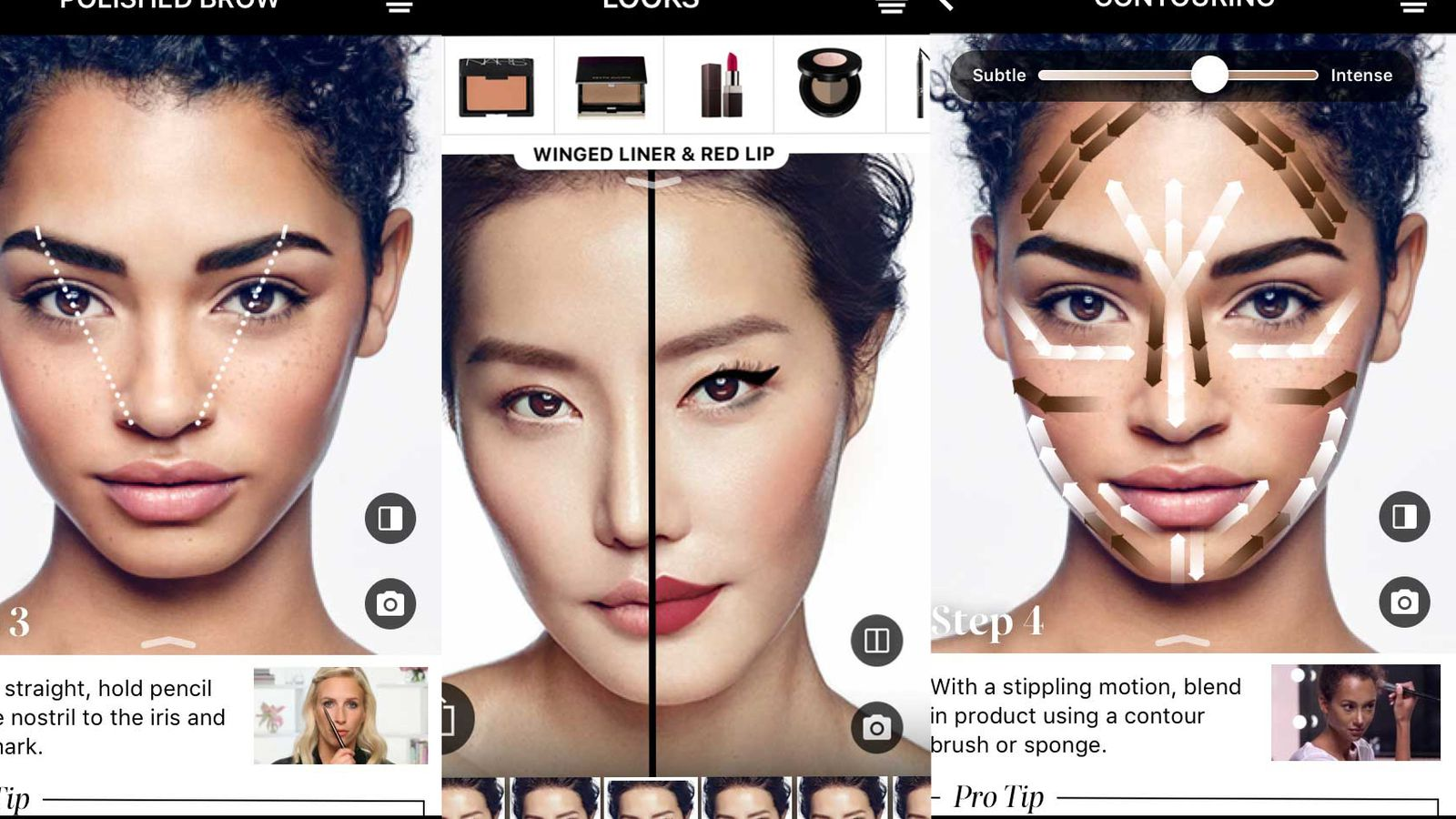 sephora u2019s latest app update lets you try virtual makeup on