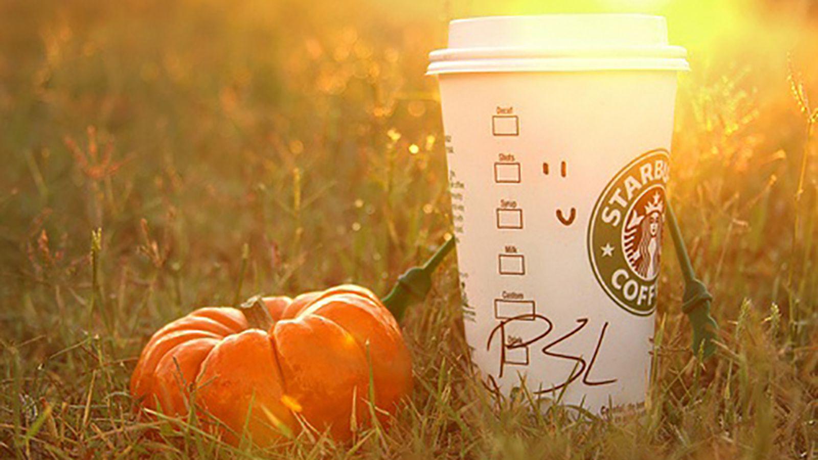 Psl Starbucks