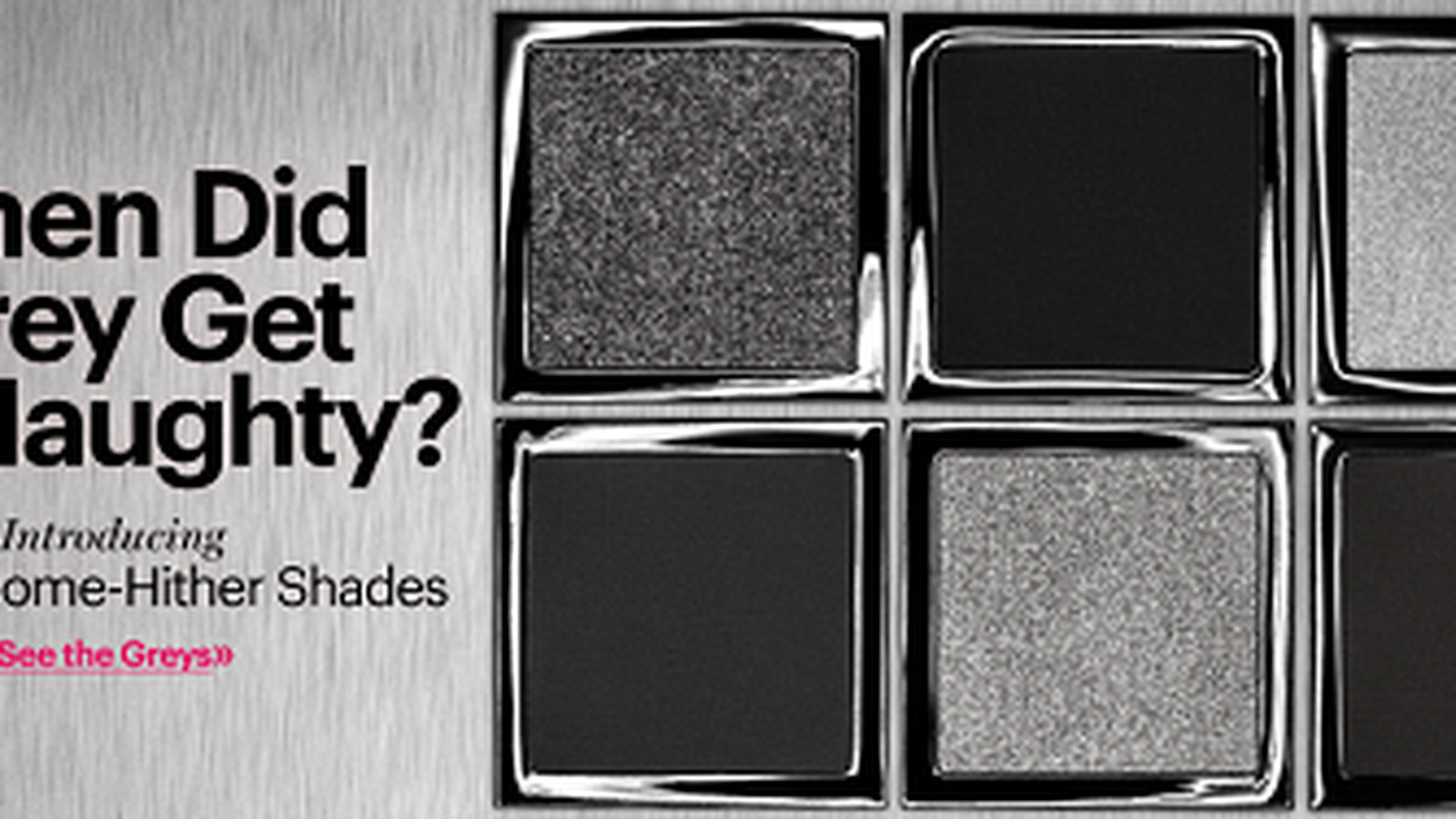 bobbi brown s shades of grey makeup collection actually only bobbi brown s 50 shades of grey makeup collection actually only has like 6 shades of grey racked
