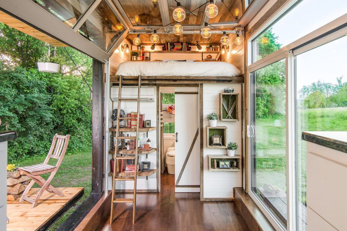 Miraculous Tiny Houses In 2016 More Tricked Out And Eco Friendly Curbed Largest Home Design Picture Inspirations Pitcheantrous