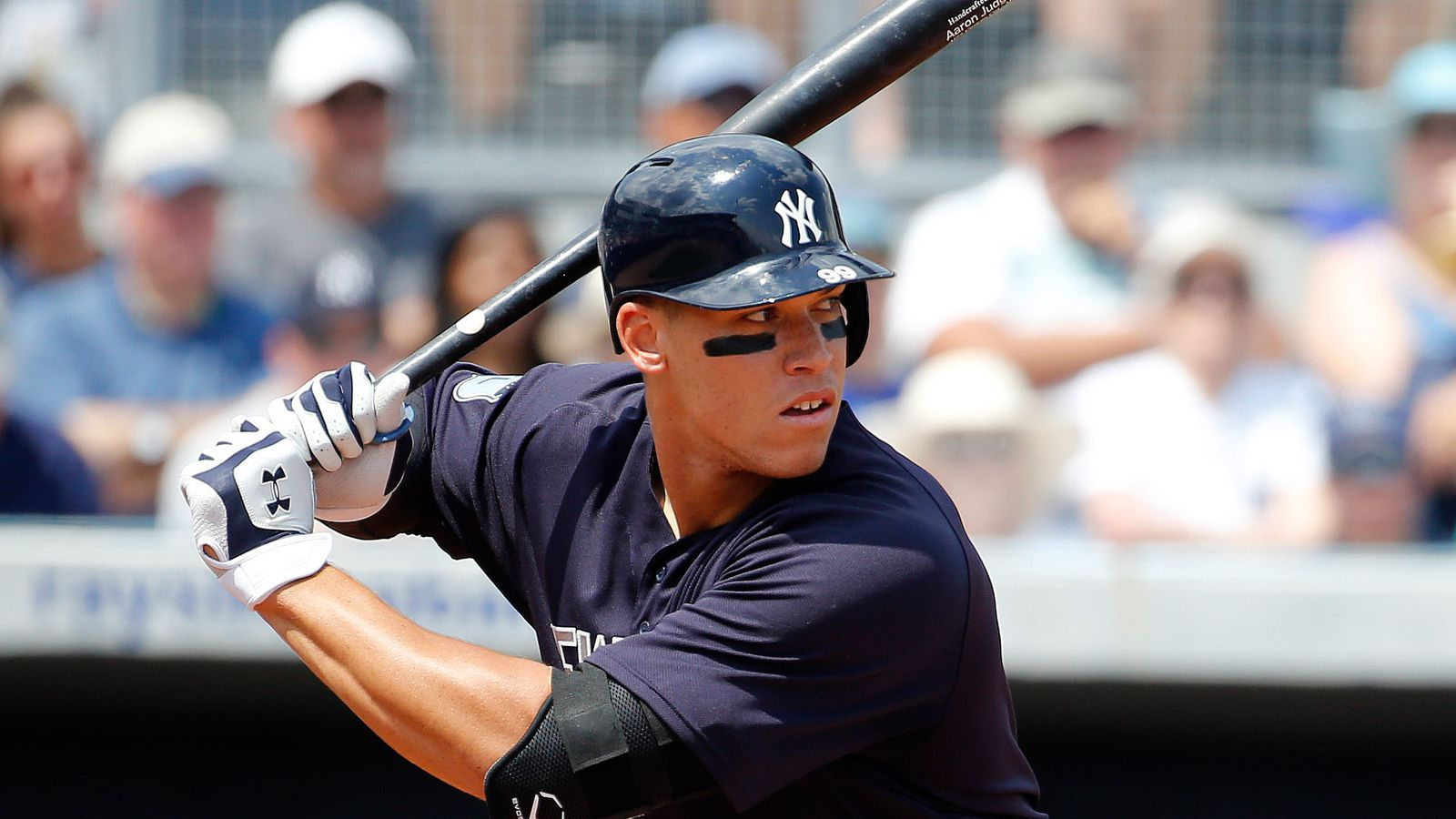 Aaron Judge Wins Yankees Right Field Job Minor League Ball