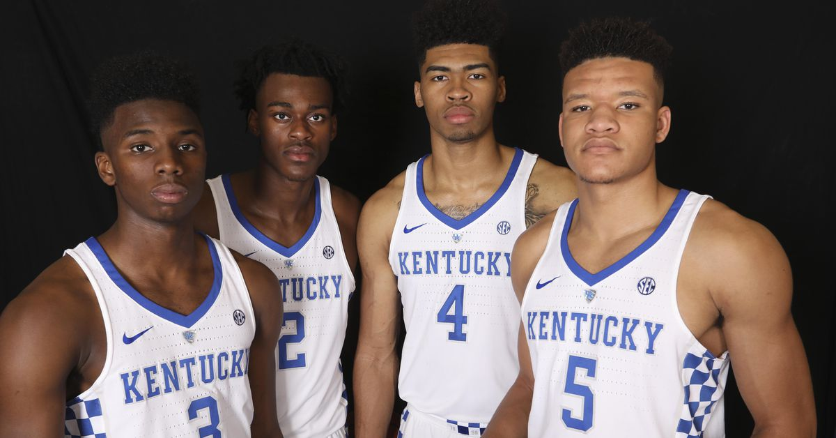 Uk Basketball: Young Wildcats Getting Recognition Ahead Of 2017-18 Season