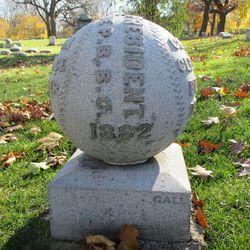 Ball inscription