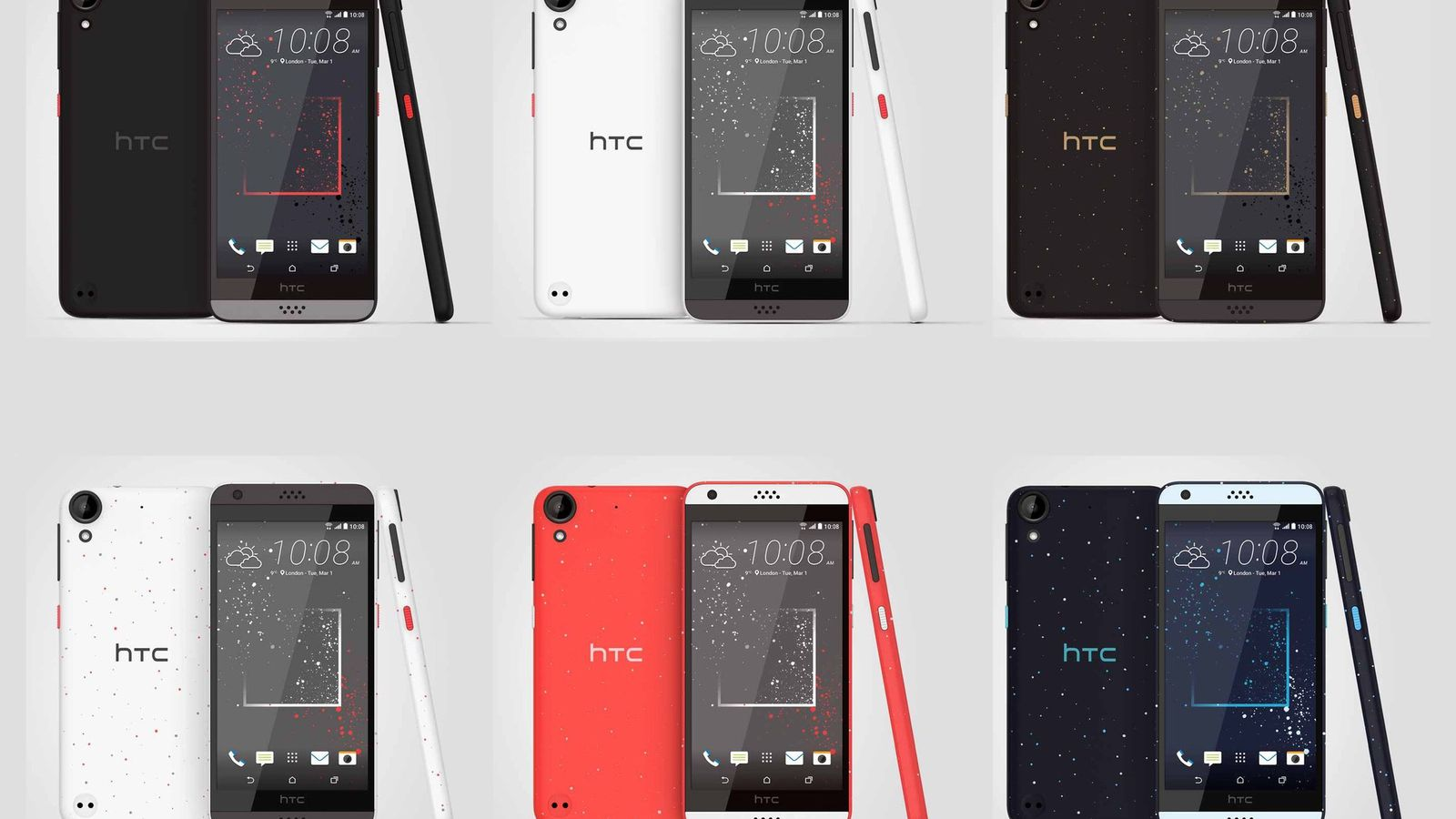 Leaked HTC A16 images could show the company's next mid ...