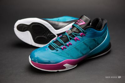 5d841532ef0e We were initially taken aback by the color of Chris Paul s new Jordan Brand  CP3.VIII signature kicks