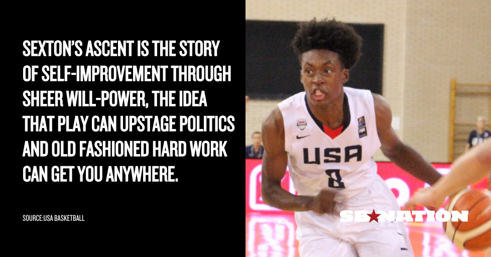 how collin sexton went from unranked to a 5 star basketball recruit