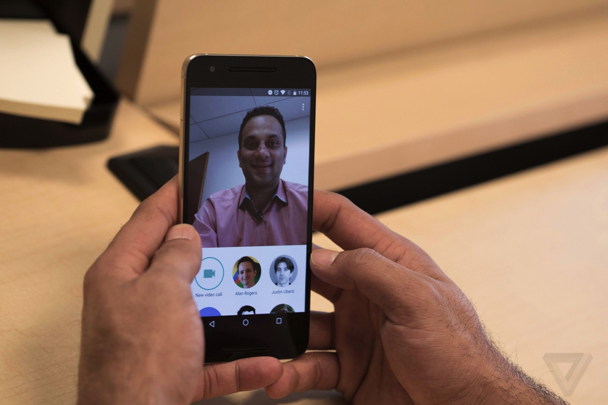 Phone Is There A Facetime App For Android Phones the 10 biggest announcements from google io 2016 verge duo