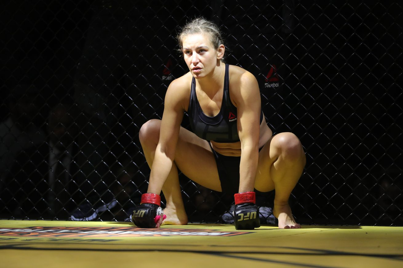 community news, Miesha Tate has no plans of a comeback, but would return for a trilogy fight with Ronda Rousey