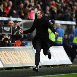 Paul Clement's Swansea don't have a bad run in, FDR of 2.55